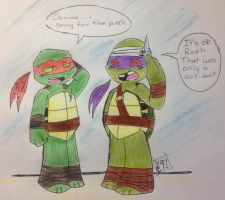 TMNT2012_request01 by ValeriaGL92