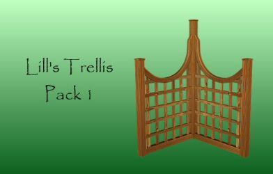 Trellis Pack 1 by Lill-stock