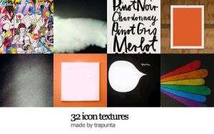 icon textures - set n.33 by Trapunta