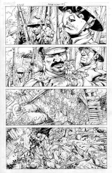 Comics graphic novels favourites by johnnystingray on deviantart lalitkr007 2 2 world war one a graphic novel by lalitkr007 sciox Gallery