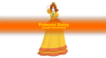 [MMD] Princess Daisy (model download) by VOCAD