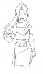 Ino Fan Art-by friend by Iceechibi