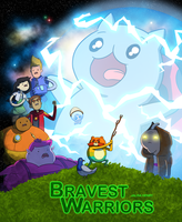 Bravest Warriors: Gas Powered Stick by WithoutName