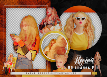 +HYUNA | PACK PNG | 186 by iLovemeright