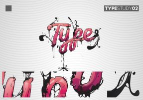 Type study 02 by kampollo