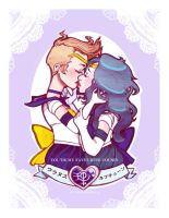 Sailor Moon: Just Cousins by Hyacinth-Zofia