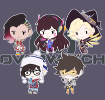 Ow Chibi by May-Itou