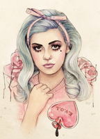 Marina And The Diamonds by URwhoreable