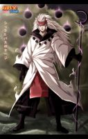 Madara Uchiha, The new Sage of Six Paths by EspadaZero