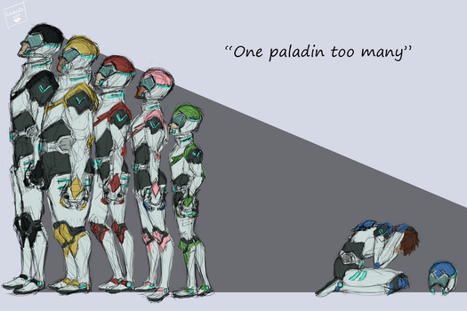One paladin too many by Locaexis