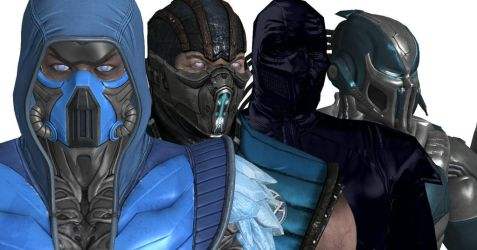 SUB-ZERO shattered dimensions by day-wing