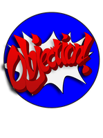 Objection Pin by BrittanysDesigns