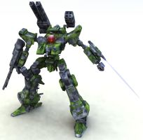 AML-561-X7 Kintaro In Focus V2 by AceDarkfire