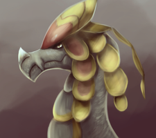 Kommo-o by R8A-creations