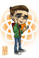 Big Bang Theory- Leonard by lordmesa