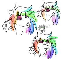 Ekki Doodles by Loopy44