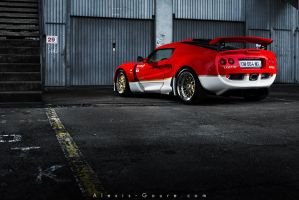 Lotus Exige S1 by alexisgoure