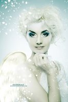 snow queen by kelyshmoo5