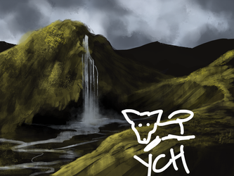 YCH - Home of the Trolls (CLOSED) by Amphispiza