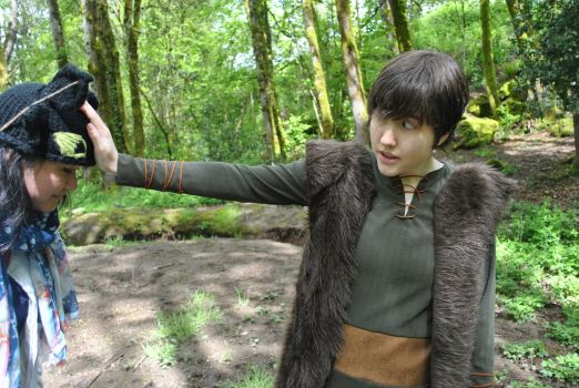 Hiccup Cosplay 8 by NedlyDeadly