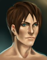 Eren Jaeger - Ten Years Later by TheCharismaPandaXD