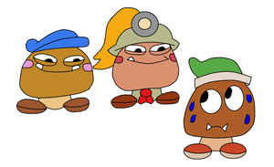 Goomba Rape Face by smawzyuw2