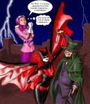 TLIID Hanna-Barbera week Batwoman Penelope Pitstop by Nick-Perks