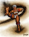 Elena Ultra Street Fighter IV by viniciusmt2007