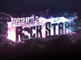 PaRTy LiKE a RoCk sTar by gahe