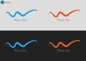 Logo-Wave.fm by artdigitalazax
