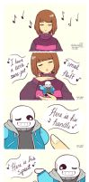 Little Sans-pot by OracleSaturn