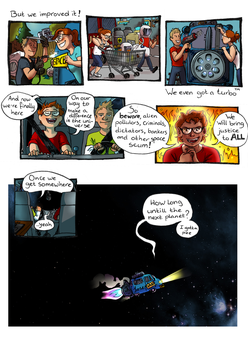 Evvey and Mosman's Space Adventures! - Intro pt 2 by EvveyLee