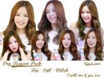 7.9.2013 PNG TAEYEON SNSD PACK by suetics