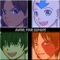 Avatar : Four Elements by Faytale