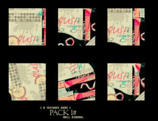 Icon Texture Set 1 by MellOconnel