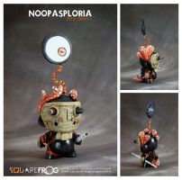 Noopasploria 004 by SquareFrogDesigns