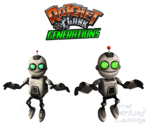 RandC Generations - Clank by Lurking-Leanne