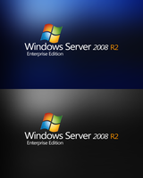 Win Server 2008 R2 Wallpaper by Drudger