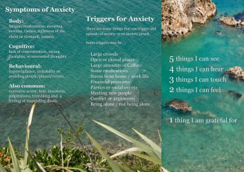 Anxiety Pamphlet For client Side 2 by VenusFlowerDesignNZ