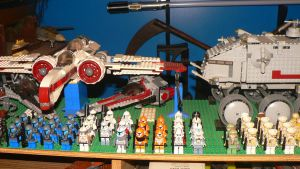 Lego Star Wars Collection Pt 18 by wingzero-01-custom