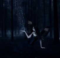 Lost Butterfly by Mabahe