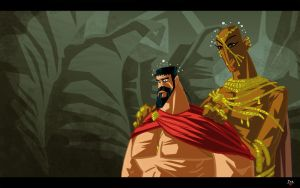 Warlord of all the greece by themico