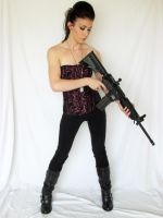 Armed and Dangerous by aphroditesdead