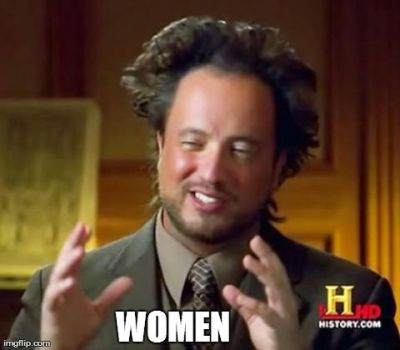 Meme: Women by FairyOfEarth