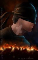 DareDevil - World on Fire by Radiant-Grey
