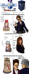 Doctor Who Double Meme with Luddy by thalle-my-honey