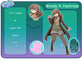 SC: Wendy A. Huntress by Na0my