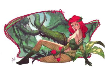 Poison-ivy-colors by ZurdoM