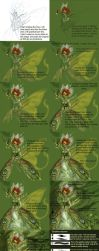 Green Queen in English by driany