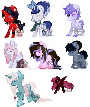 [50% OFF, STILL OPEN 3/8] Leftovers adopts #3 by Fireflys-Adopts